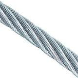 CABLE ACERO 4MM ROLLO 25MTS 6X7.1