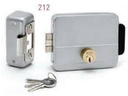 cerradura mha 212 electrica 12v bombillo 50mm