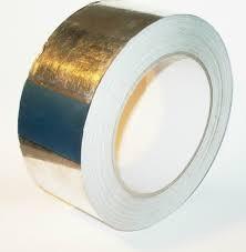 cinta aluminio 50mmx50 mtrs