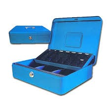 caja caudales con monedero nº3 topclok