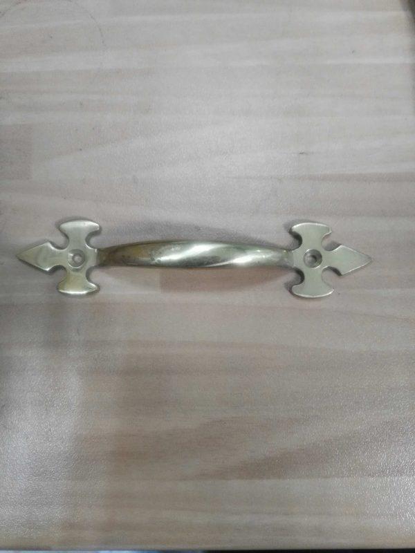tirador mueble 13.5cm dorado ref 0133