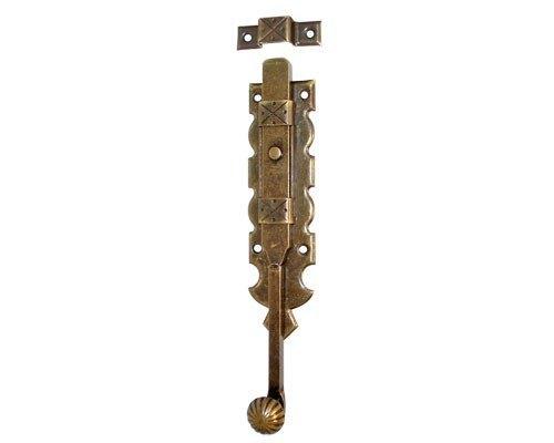 pasador anticuario puerta-ventana 6-40cm