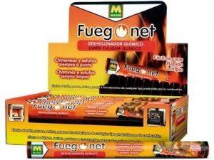 anti hollin fuego net cartucho 175 gramos extra