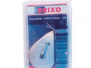 tiralineas metalico+azulillo 100gr 30mtrs