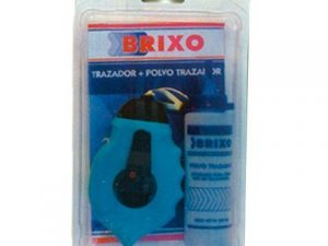tiralineas plastico+azulillo 100gr 15mtrs